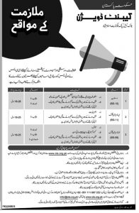 Government of Pakistan Cabinet Division OTS Jobs 2019 Apply online