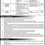 Bureau of Emigration & Overseas Employment Jobs 2020 PTS Application Roll No Slip Download