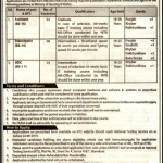 NTS Ministry of Housing & Works Jobs 2020 Application Form Download online