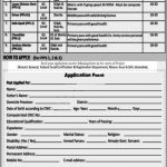 MNFSR PTS Jobs 2020 Application Form Roll No Slip Download