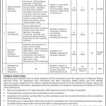 NTS Competition Commission Pakistan CCP Jobs 2020 Application Form Roll No Slip