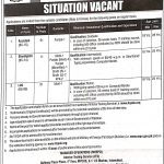 Ministry of Energy Petroleum Division ITS Jobs 2020 Application Form Roll No Slip