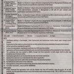 Oil & Gas development Company Limited OGDCL Jobs 2020 NTS Application Form