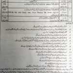 BISE Saidu Sharif Swat NTS Jobs 2020 Application Form
